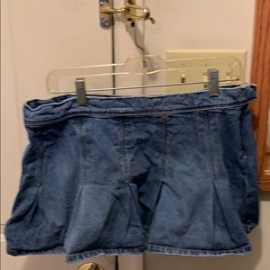 SO Denim Skirt
